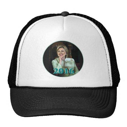 Hillary 2016 gorras