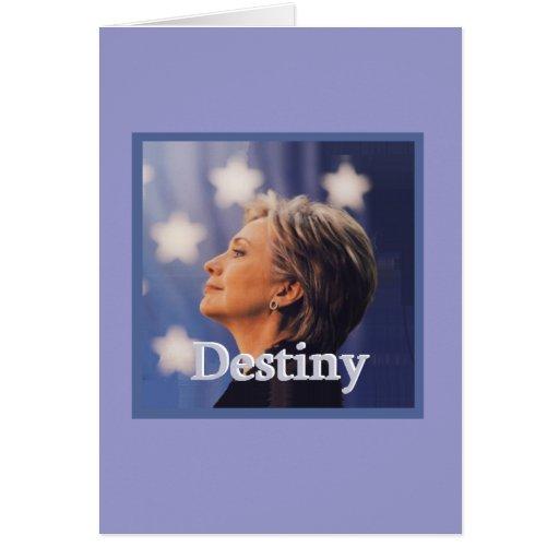 Hillary 2016 greeting card