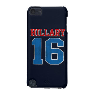 Hillary 2016, Grunge Retro Varsity iPod Touch (5th Generation) Covers