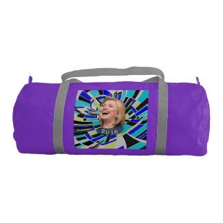 Hillary 2016 gym duffle bag