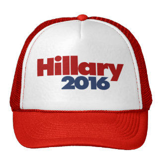 Hillary 2016 trucker hat
