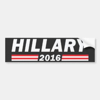 Hillary 2016 (Hillary Clinton) Car Bumper Sticker