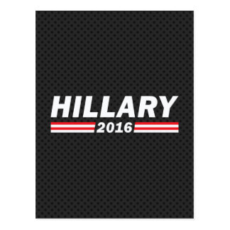 Hillary 2016 (Hillary Clinton) Postcard