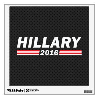 Hillary 2016 (Hillary Clinton) Wall Sticker