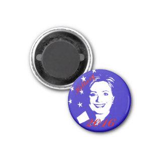 Hillary 2016 iman para frigorífico