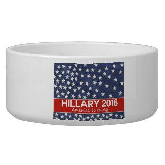 Hillary 2016: I'm ready Bowl