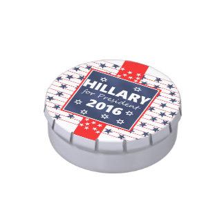 Hillary 2016: I'm ready Jelly Belly Candy Tin