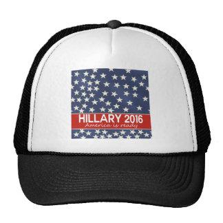 Hillary 2016: I'm ready Trucker Hat