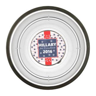 Hillary 2016: I'm ready Pet Bowl