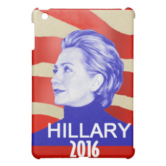 HILLARY 2016 iPad MINI COVER