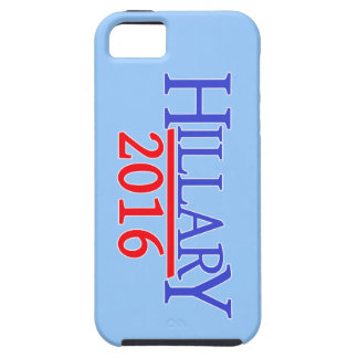 HILLARY 2016 iPhone 5 CASES