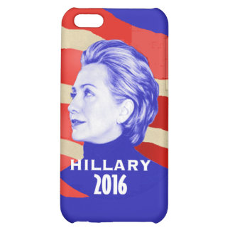 HILLARY 2016 CASE FOR iPhone 5C