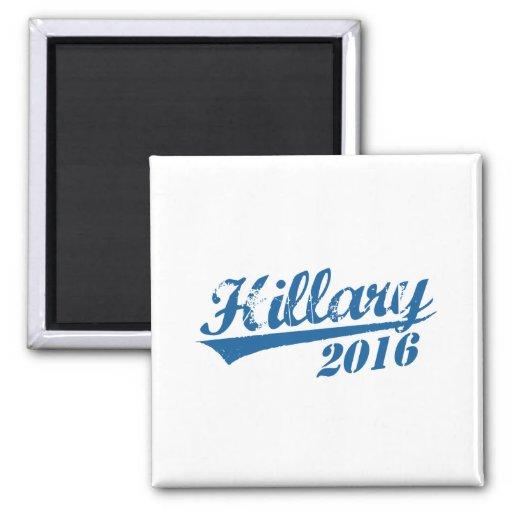 HILLARY 2016 JERSEY.png Fridge Magnet