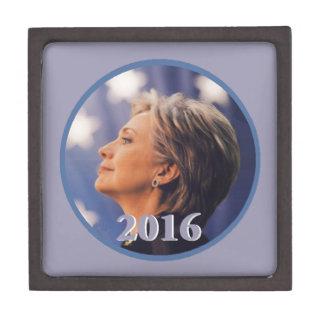 Hillary 2016 keepsake box