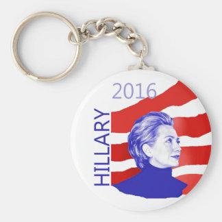 Hillary 2016 Keychain