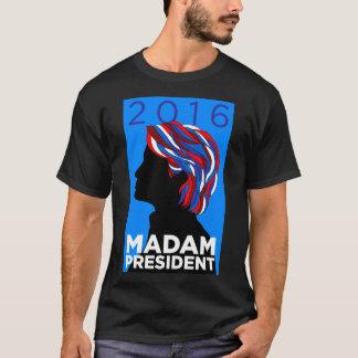 Hillary 2016: Madame President - Men's T-shirt