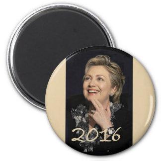 Hillary 2016 magnet
