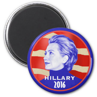 Hillary 2016 Magnet