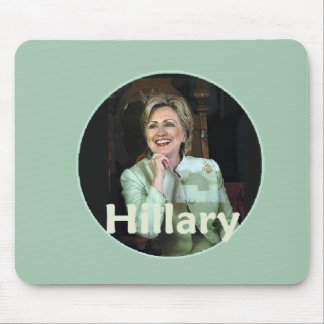 Hillary 2016 mouse pads