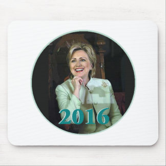 Hillary 2016 mousepad