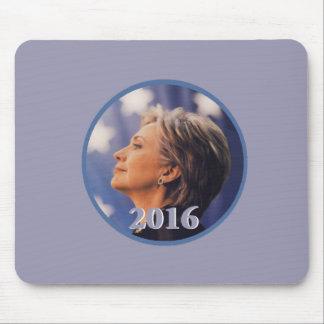 Hillary 2016 mousepads