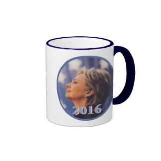 Hillary 2016 Mug