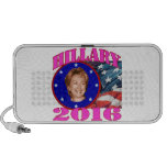 Hillary 2016 notebook speakers
