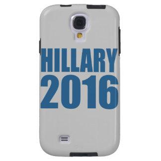 HILLARY 2016 NOW GALAXY S4 CASE