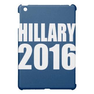 HILLARY 2016 NOW iPad MINI CASES