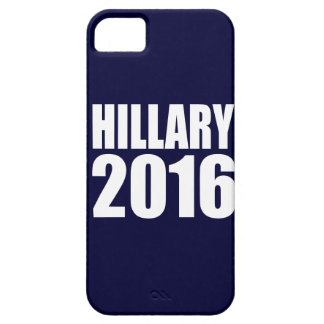 HILLARY 2016 NOW iPhone 5 COVERS