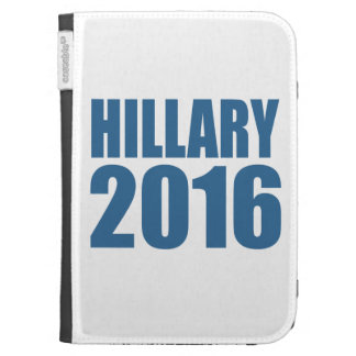 HILLARY 2016 NOW KINDLE 3G CASES