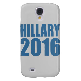 HILLARY 2016 NOW.png Galaxy S4 Case