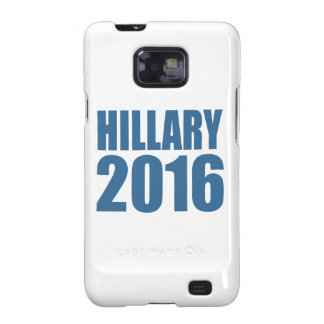 HILLARY 2016 NOW.png Galaxy SII Cases