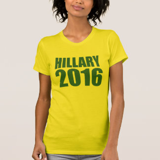 HILLARY 2016 NOW T SHIRTS