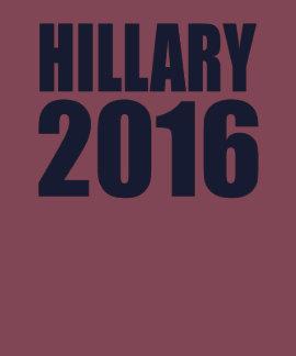 HILLARY 2016 NOW TEE SHIRT