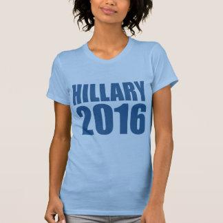 HILLARY 2016 NOW TSHIRT