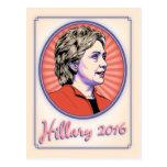 Hillary 2016 -ov postcard