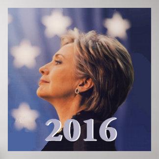 HILLARY 2016 IMPRESIONES