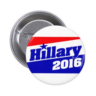 Hillary 2016 pins