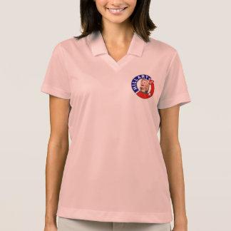 Hillary 2016 polo camisetas