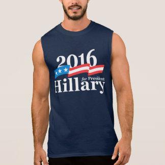 Hillary 2016 playera sin mangas