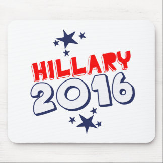 HILLARY 2016.png Mouse Pad