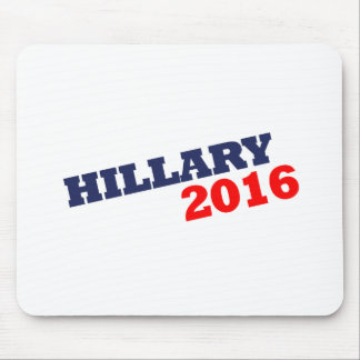 HILLARY 2016 -.png Mouse Pad