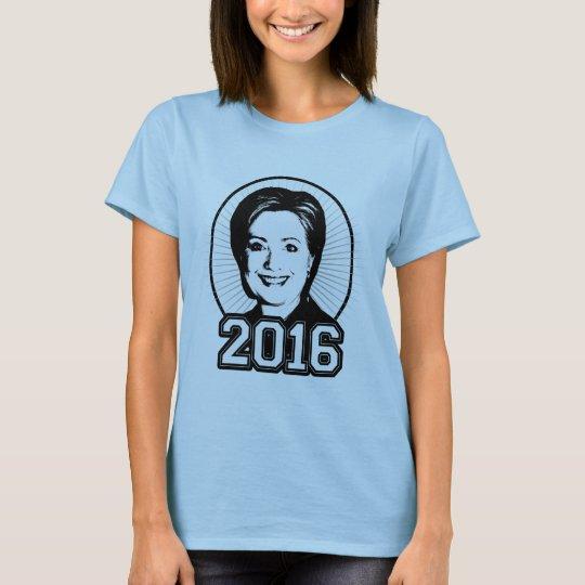 HILLARY 2016 -.png T-Shirt