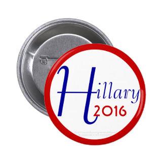 Hillary 2016 por GrassrootsDesigns4u Pin Redondo De 2 Pulgadas