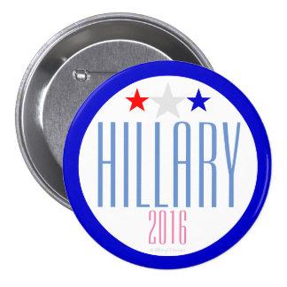 Hillary 2016 por HillaryClinton4u Pin Redondo De 3 Pulgadas