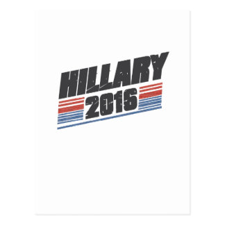 Hillary 2016 postal
