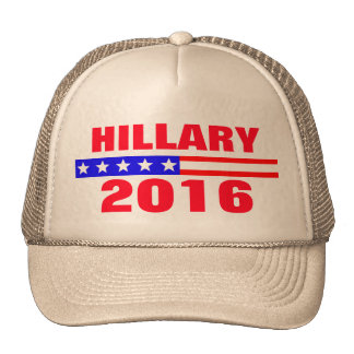 Hillary 2016 Presidential Election Campaign Trucker Hat