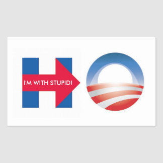 Hillary 2016 rectangular sticker