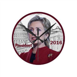 Hillary 2016 reloj